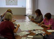 Taller de creatividad en Torrelavega