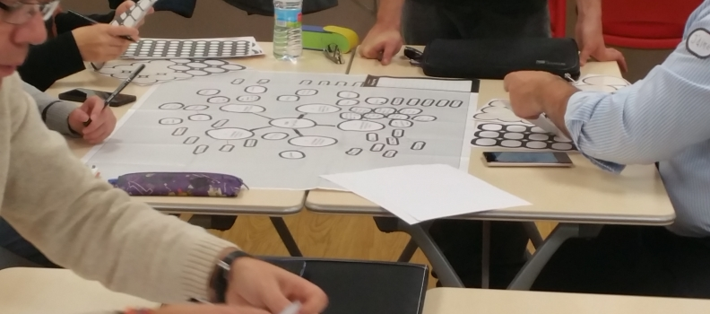 Taller sobre Manual Thinking en Badajoz