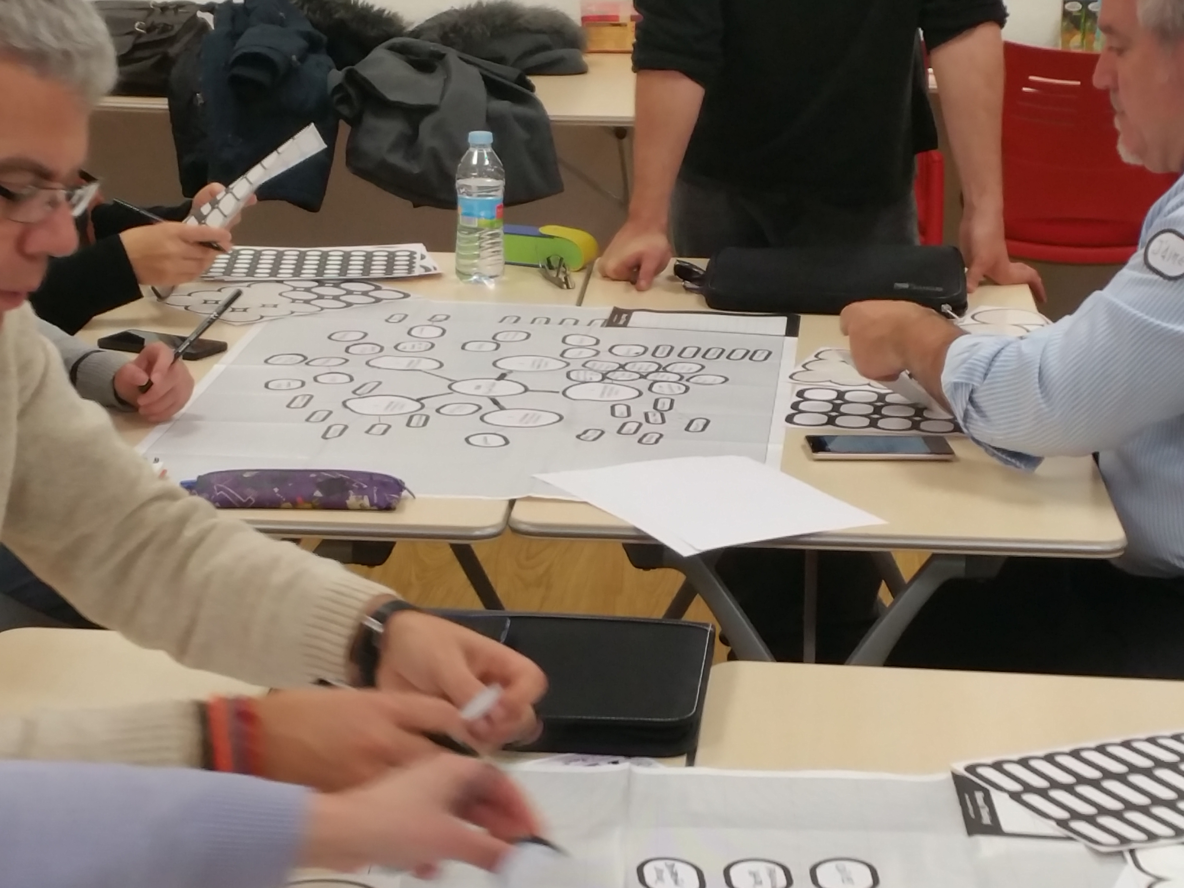 Taller sobre Manual Thinking en Badajoz