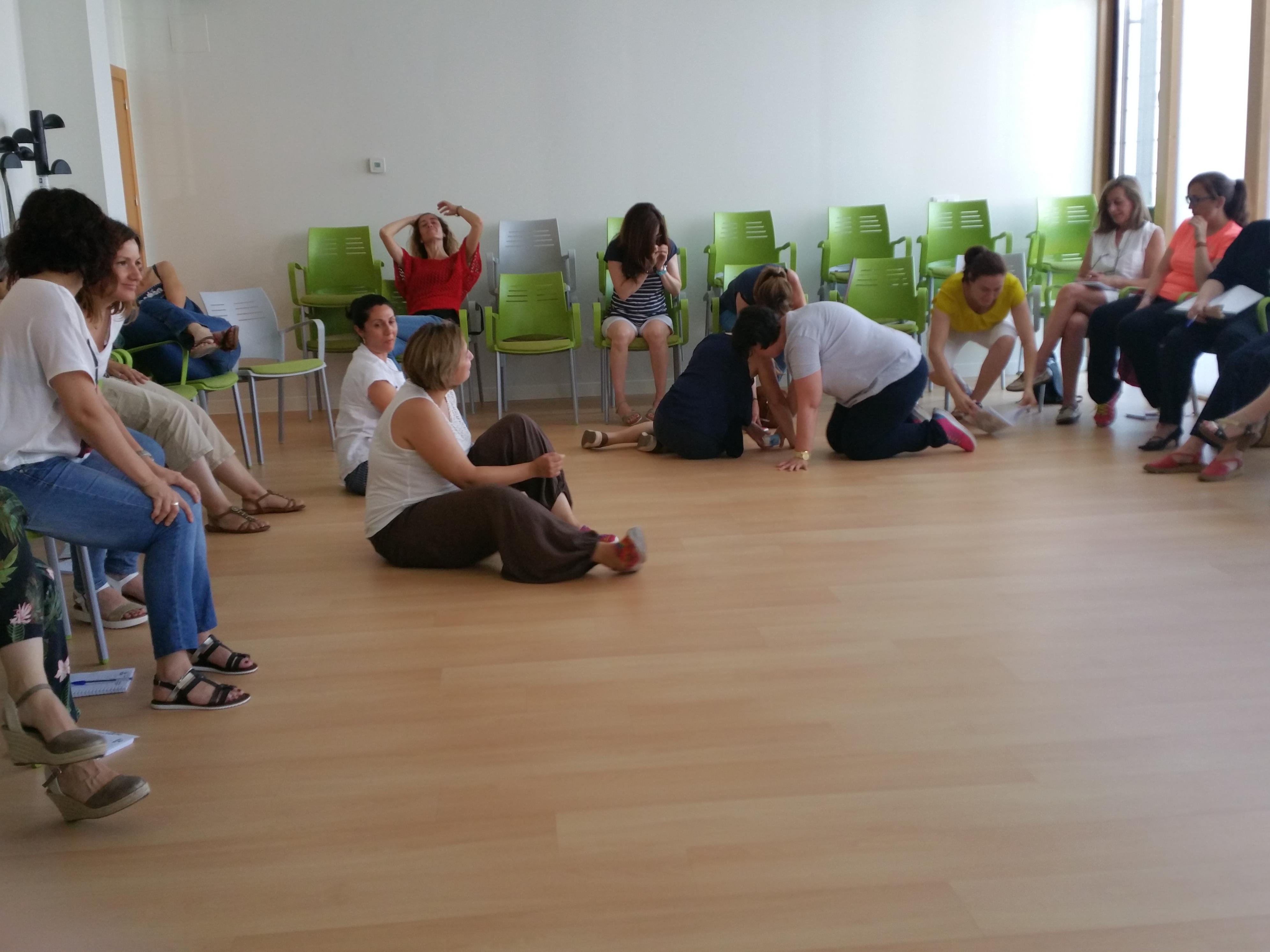 Formación en competencias para los técnicos y coordinadores de Escuelas Profesionales en Extremadura